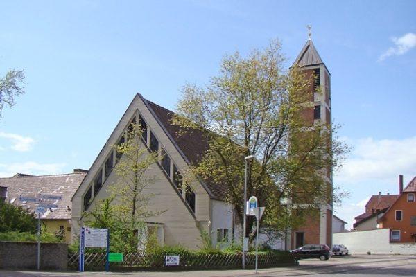 Kirche Jagstfeld